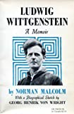 Ludwig Wittgenstein, Norman Malcolm and George H. Von Wright, 0195002822