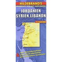 Israel: Jordan/Syria/Lebanon