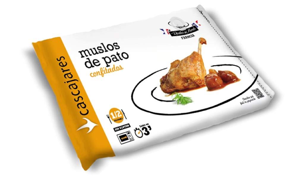 CASCAJARES - Muslos de pato cocinados al estilo Cascajares ...