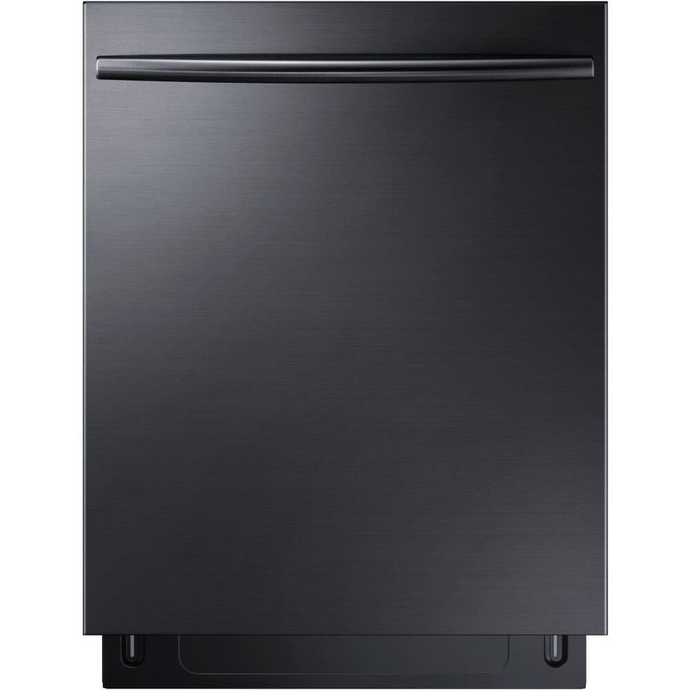 "Samsung Appliance DW80K7050UG 24"" Black Stainless Steel Series Built In Fully Integrated Dishwasher in Black Stainless Steel"