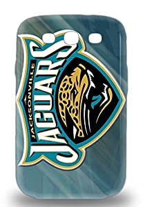 Galaxy Cover Case NFL Jacksonville Jaguars Compatible With Galaxy S3 ( Custom Picture iPhone 6, iPhone 6 PLUS, iPhone 5, iPhone 5S, iPhone 5C, iPhone 4, iPhone 4S,Galaxy S6,Galaxy S5,Galaxy S4,Galaxy S3,Note 3,iPad Mini-Mini 2,iPad Air )