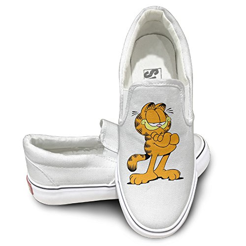 TAYC The Garfield Cool Shoes White (Boogie Man Costume)