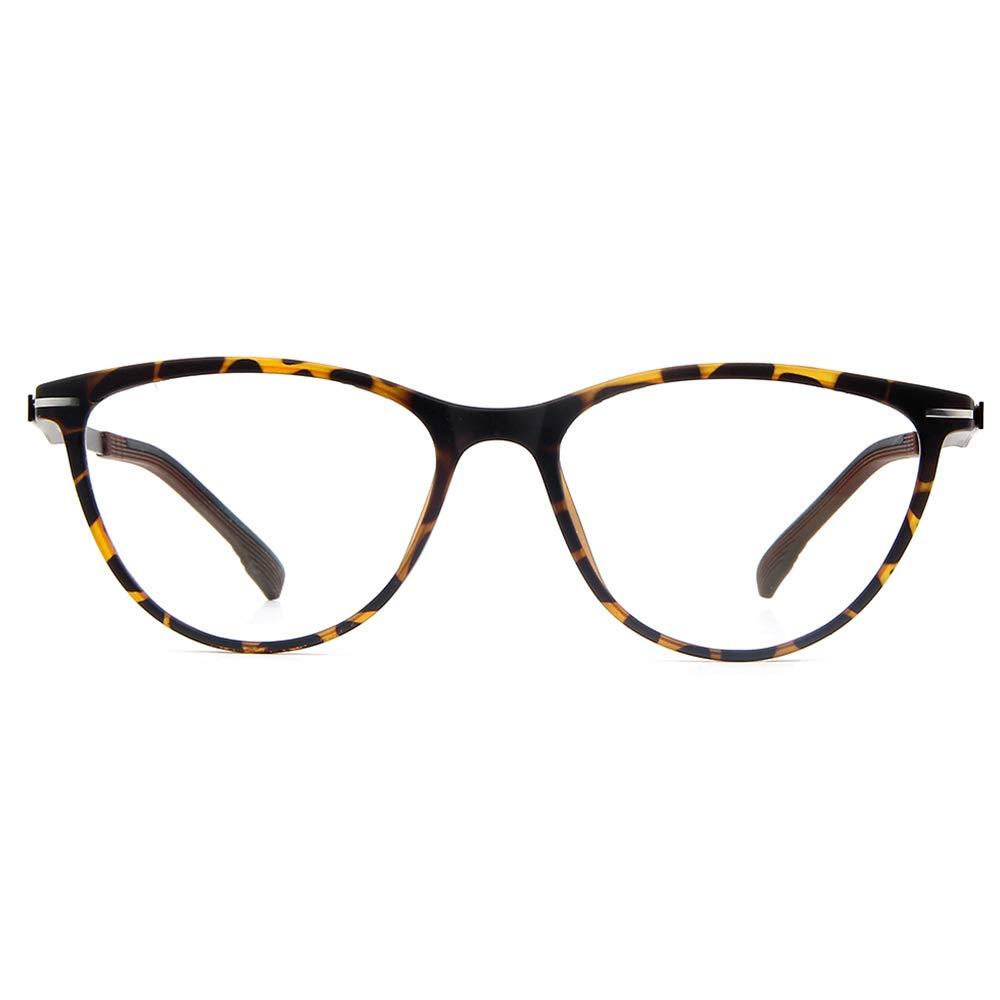 Anti Eyestrain uomini//donne unisex Classico nero Nero opaco Occhiali retr/ò Cyxus Occhiali luce blu bloccanti per il blocco della cefalea UV