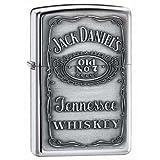 Kyпить Zippo Manufacturing 250JD.427 Pewter Jack Daniels Lighter (250JD.427) на Amazon.com