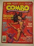 Combo V.1 #2 Mar. 1995 Vampirella Sim City Flash Vallejo Ultra X-Men SeaQuest Doom II