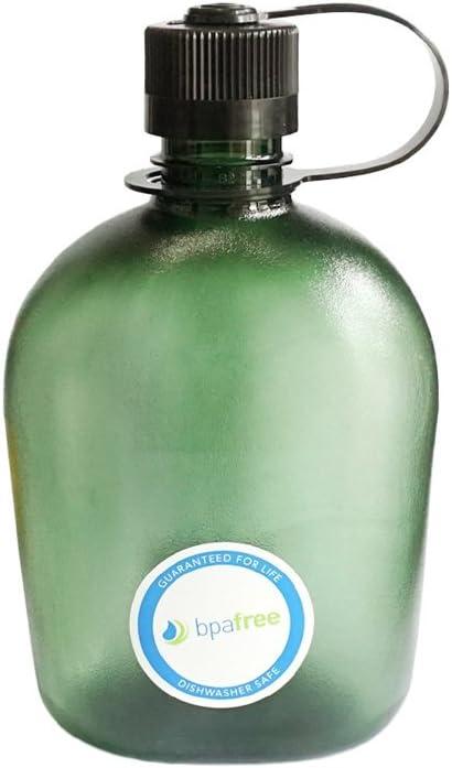 Botella Verde NALGENE