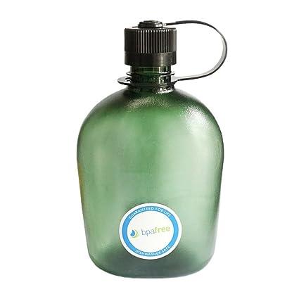 Nalgene Oasis - Botella de plástico (1 L): Amazon.es ...