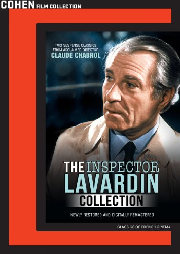 DVD : The Inspector Lavardin Collection (Dolby, , 2 Pack, AC-3, 2 Disc)