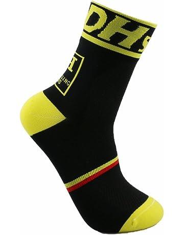 Calcetines de ciclismo para hombre | Amazon.es