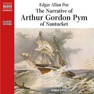The Narrative of Arthur Gordon Pym | Livre audio