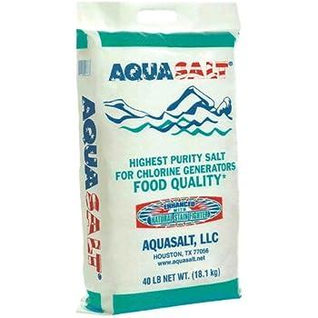 Amazon Com Aquasalt Swimming Pool And Spa Chlorine