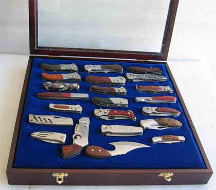 The 8 best knife display cases