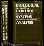 Biological Control Systems Analysis, John H. Milsum, 0070423989