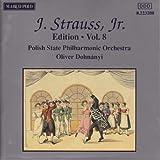 Johann Strauss Edition Vol.8