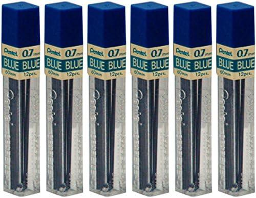 Tubes Pentel Ppb7 Blue Sticks
