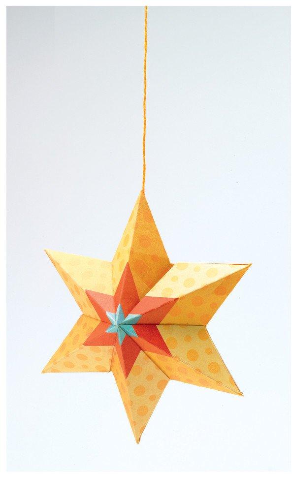 Stars At Night Hotaling Inc DD04952 DJE-DD04952 Djeco Hanging Paper Decor