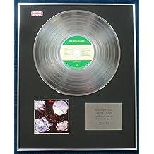 Stranglers - Limited Edition CD Platinum LP Disc - La Folie