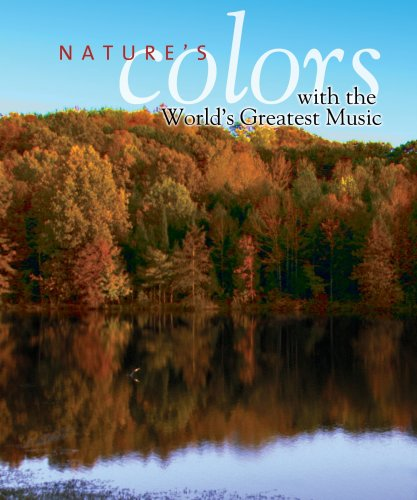 Nature's Colors With The World's Greatest Music [Blu-ray]
