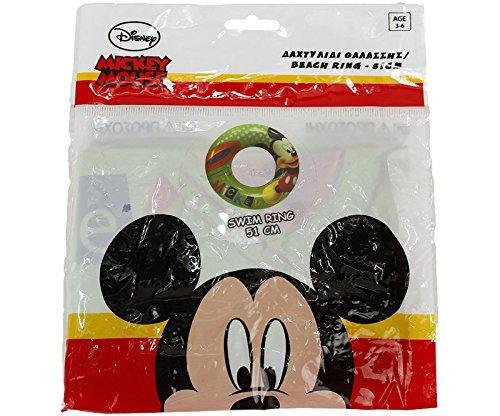 Disney Hello Kitty - Anillo Hinchable para natación, 51 cm, Edad 3 - 6 niños, Color Rosa: Amazon.es: Hogar