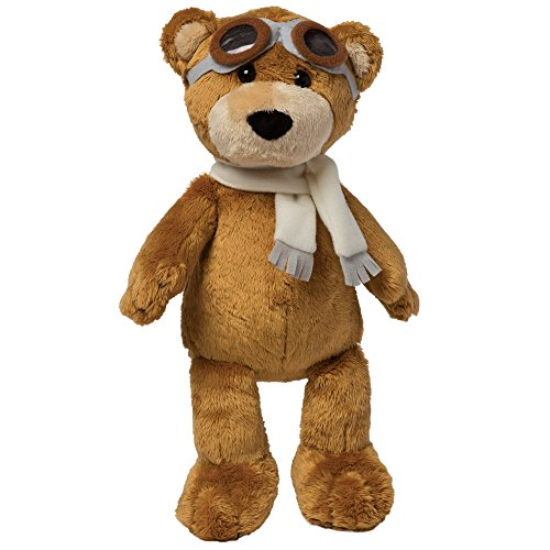 Manhattan Toy Aviator Bear Stuffed Animal Toy
