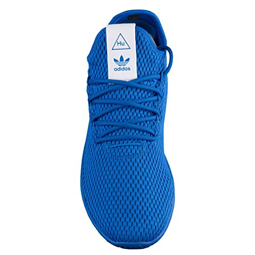 adidas Pw Tennis Hu, Unisex Adults' Sneakers Blue / Footwear White
