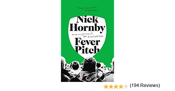 Amazon fever pitch ebook nick hornby kindle store fandeluxe Ebook collections