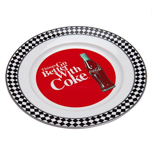 Coca Cola Things Better Small Plate