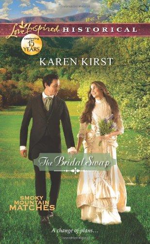 Bridal Swap Love Inspired Historical