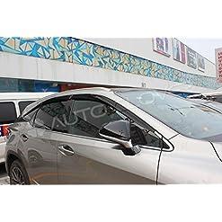 ZheQR Auto Front Hood Bonnet Sticker Emblem Car Head Ornament Badge For Lexus LS400 LS430 LX470 UX250 GS400 RX350 NX300 IS350 ES350,A