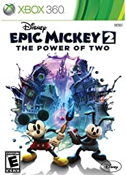 Epic Mickey: The Power Of 2 - Xbox 360 Standard Edition