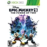 Disney Epic Mickey 2: The Power of Two - Xbox 360