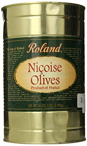 Roland Roland Olives, Nicoise France, 6 Pound
