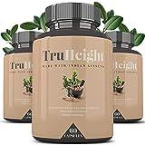"Height Growth Formula - Grow Taller Supplement - Supplement for Natural Bone Growth - Height Pill - Keto & Vegan with Indian Ginseng""Ashwaganda"" & Nanometer Calcium - TrueHeight (60ct) 3 Pack"