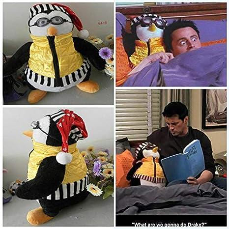 TV Spectacle Amis Hugsy Joey Partners Poupée Peluche Cos Jouet Pingouin Cadeau N