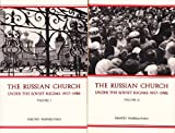 The Russian Church under the Soviet Regime, Dimitry V. Pospielovsky, 0881410330