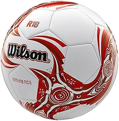 Wilson, Balón de fútbol, Diseño WC18 Suiza, Tamaño 5 oficial ...