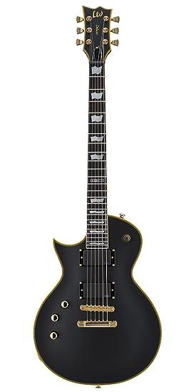 ESP LTD Left Hand EC-1000 Electric Guitar, EMG Pickups, Lefty ...