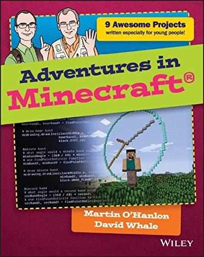 Adventures in Minecraft pdf epub