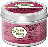 Product review for Natura Petz Organics Urinary Tract Infection Meal Topper for Cats