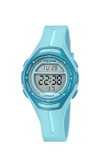 Calypso Reloj Digital para Unisex de Cuarzo con Correa en Plástico K5727/3