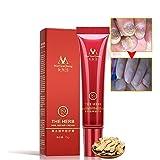 Foot Nail Cream Fungus Stop, Pawaca Anti Fungal Protector Skin Care Nail Foot Fungus Treatment Herb Nail Repair Cream 15g