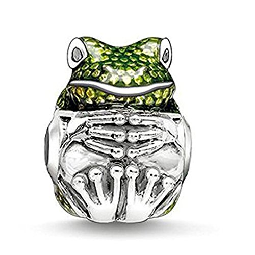 Quality Gold Frog Charm - 2