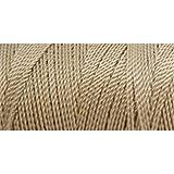 Iris Nylon Crochet Thread, 300-Yard, Khaki