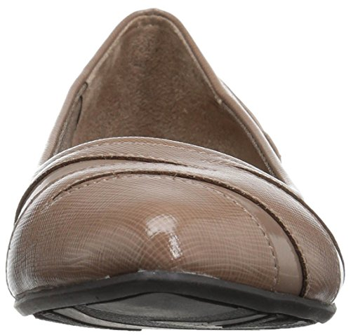 LifeStride Women's Quizzical Pointed Toe Flat Mushroom shop offer cheap online for sale cheap price from china cheap sale original marketable online how much fOyZsNhgAh