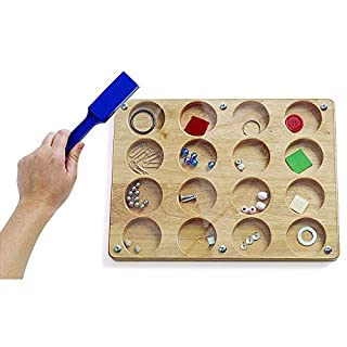 Excellerations Predict Magnetic Discovery Board, 9x12 inches, Educational STEM Toy, Preschool, Kids Toys