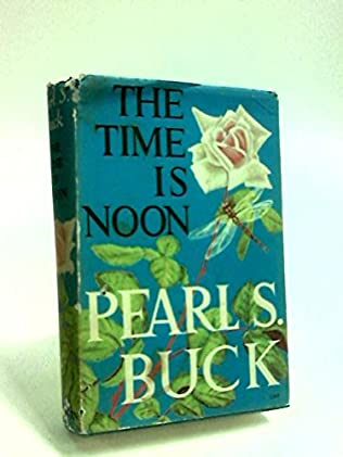 book cover of Time is Noon
