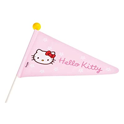 """'Bike Fashion Fanion de vélo 816154–Hello Kitty """""""