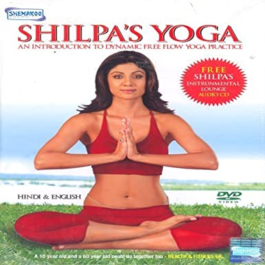 Amazon.com: Shilpas Yoga - An Introduction to Dynamic Free ...
