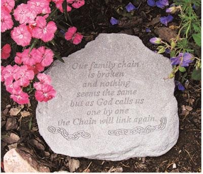 Kay Berry- Inc. 90120 If Tears Could Build A Stairway - Memorial With Shamrocks