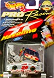 1998 - Mattel - Team Hot Wheels - Pro Racing - Test Track Edition - NASCAR - Ernie Irvan - #28 Texaco - Ford Thunderbird - Upper Deck Collector Card - Out of Production - New - Adult Collectible